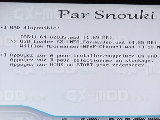 Install Usb Loader Gx Sur 4 3 Officiel - Software - Forum Gueux